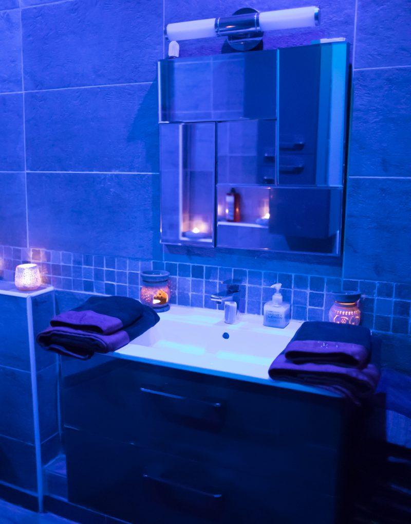 bain jacuzzy privatif à Genève