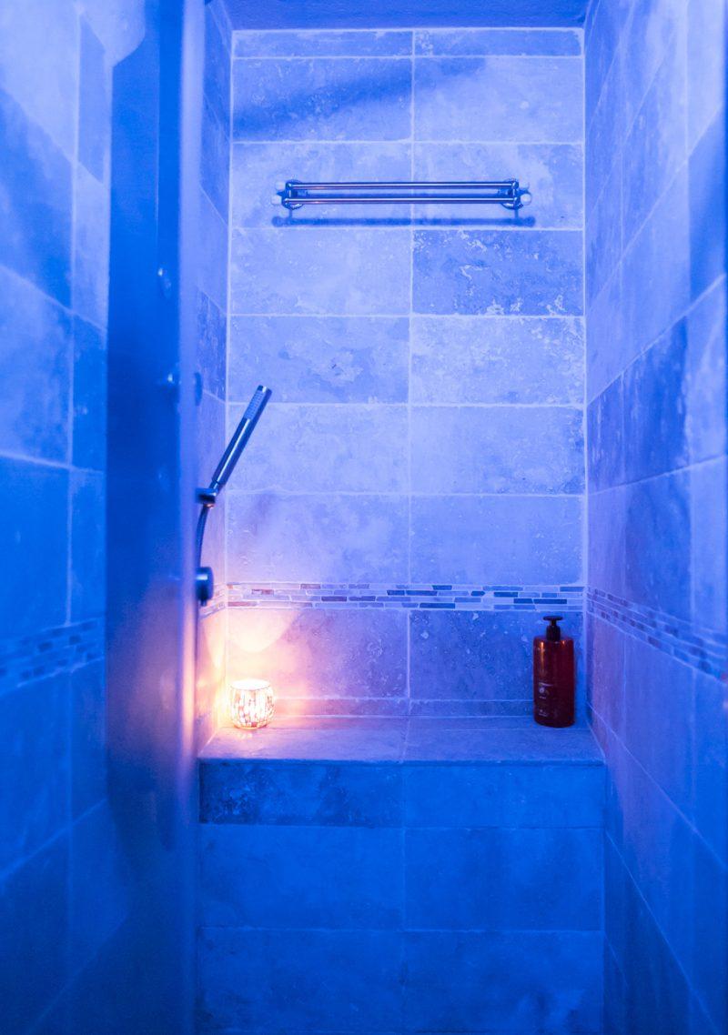 douche à l'italienne à Genève
