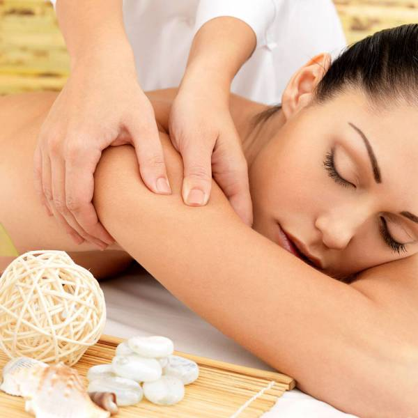 massage stress et relaxation